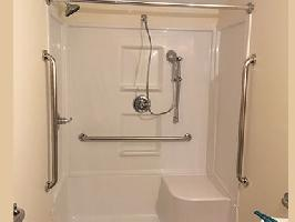 Age in Place Shower Accessories