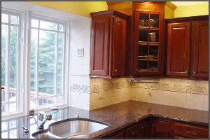 Corner Cabinets and Glass Cabinet Doors